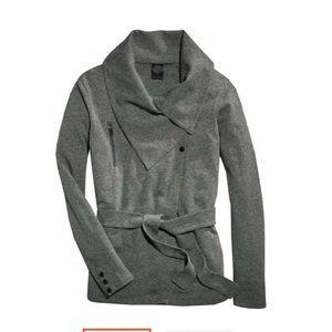 Harley Davidson asymmetrical sweater size M
